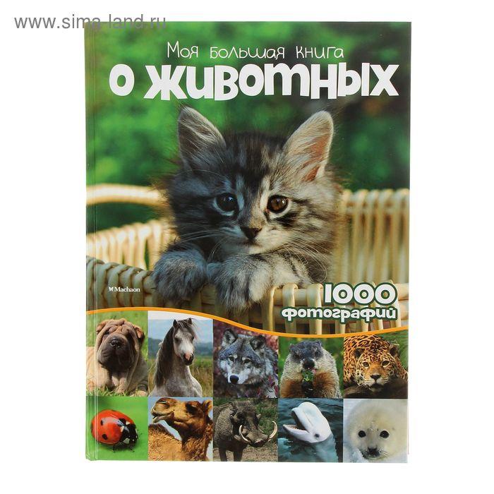 Моя большая книга о животных. Автор: Коэ Н.