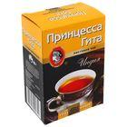 """Чай черный """"Принцесса Гита"""", традиционный, листовой, 100 г"""