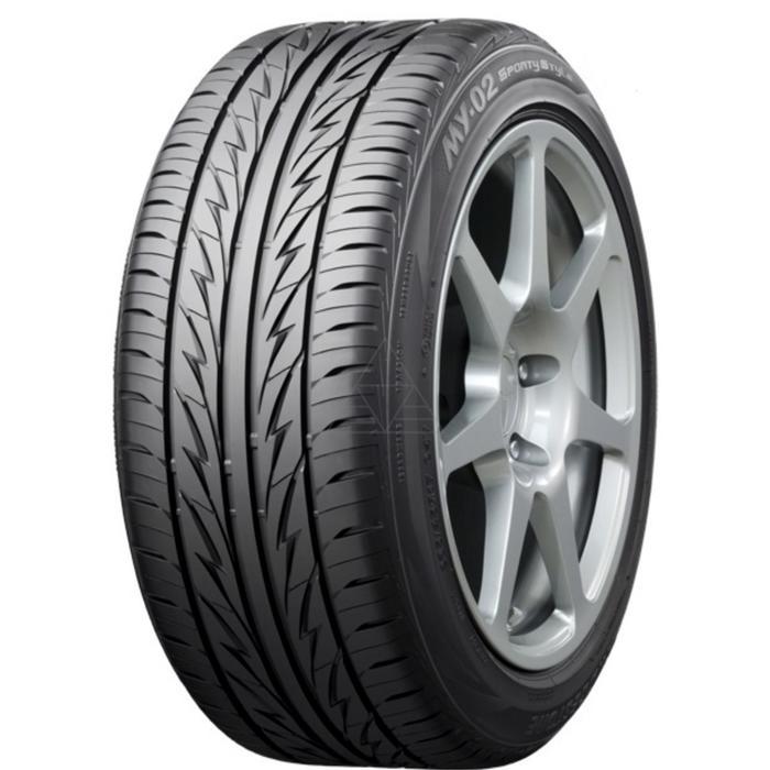 Летняя шина Bridgestone MY-02 Sporty Style 195/65 R15 91V