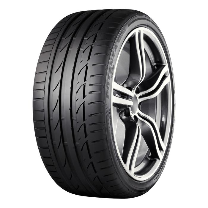 Летняя шина Bridgestone Potenza S001 205/45 R17 88Y XL