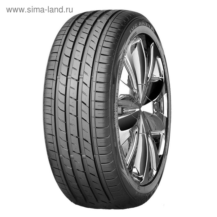 Летняя шина Nexen N'Fera SU1 225/55 R17 101W XL