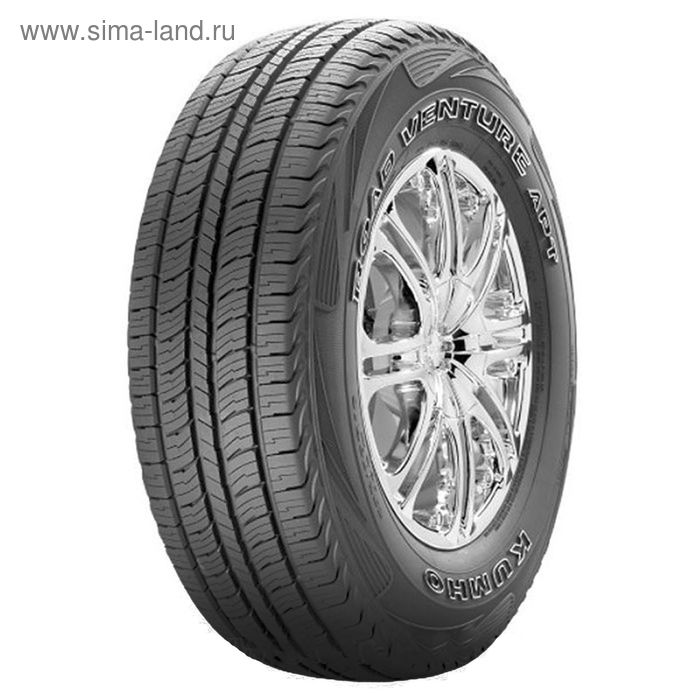 Летняя шина Kumho Road Adventure APT KL51 265/70R17 113H