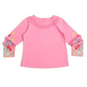 Джемпер для девочки, рост 98 см (56), цвет розовый_160081