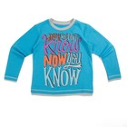 Джемпер для мальчика, рост 104 см (56), цвет голубой_160092