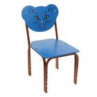 """Детский стульчик """"Кузя. Кошечка"""" регулируемый, разборный"""