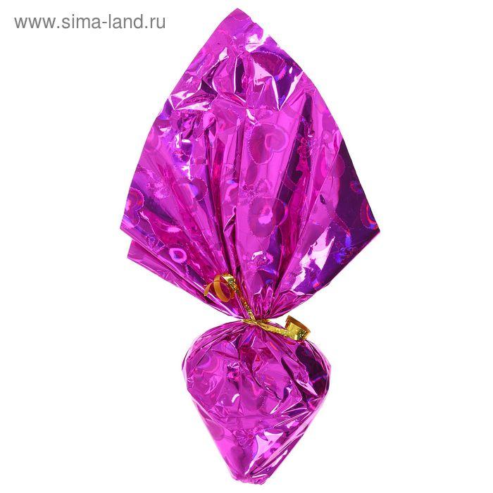Шоколад Сердце в голографической пленке, 60 г