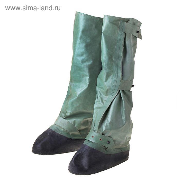 Сапоги ОЗК (часть общевойскового костюма химической защиты) размер 1