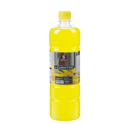 Напиток SportLine с L-Карнитином 6000mg 1000ml (Лимон)