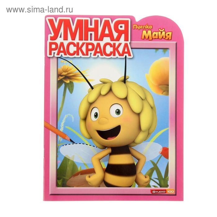 """Умная раскраска """"Пчелка Майя"""" №15068"""