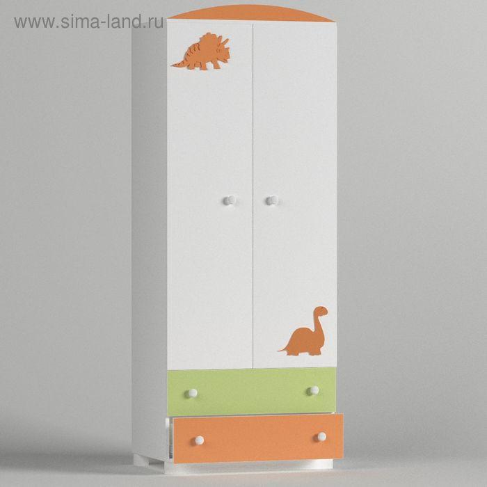 Шкаф для одежды 2000*800*520  Юрский период