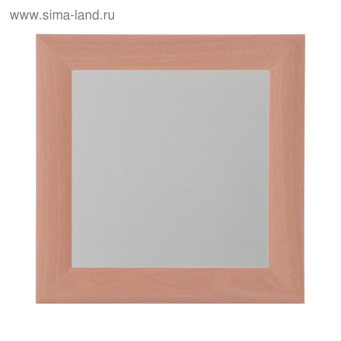 Зеркало настенное «Бук», 42х42 см