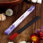 Благовония четырехгранник Sarathi Lavender Лаванда 8 палочек в упаковке