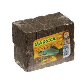 Макуха - блок подсолнечника, вес 350 г