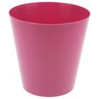 """Кашпо 19 см """"Вулкано"""", цвет розовый"""