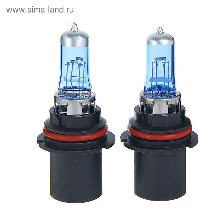 Комплект галогенных ламп TORSO HB1, 4200 K, 12 В, 65/45 Вт, SUPER WHITE
