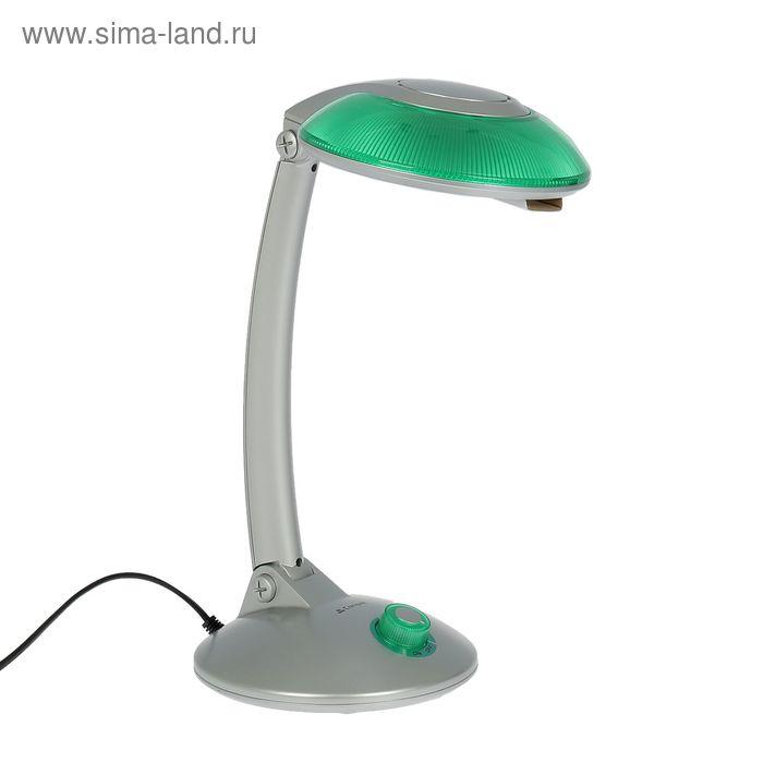 """Светильник настольный """"Любознайка"""", зелёный"""