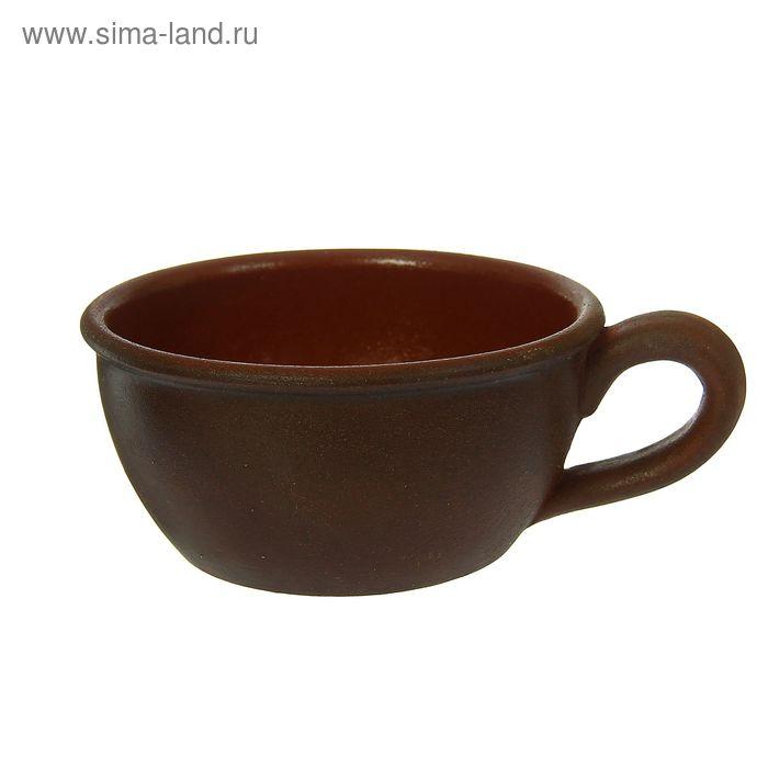 Чашка кофейная глазурь 0,15 л