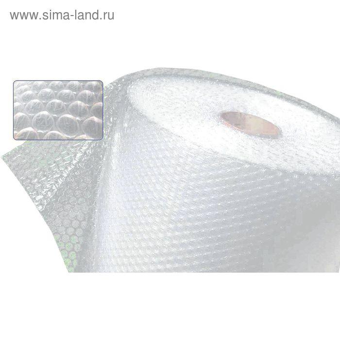 Пленка воздушно-пузырьковая 1,2 х 50 м, 2-х слойная, рулон