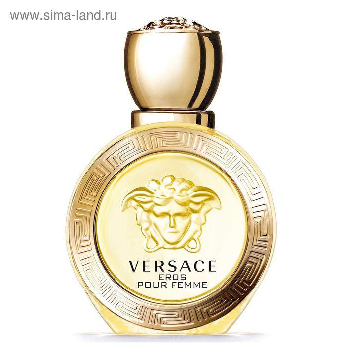 Парфюмированная вода Versace Eros Pour Femme 50 мл