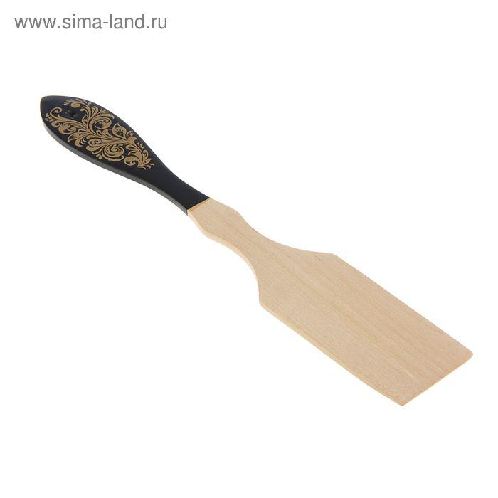 Лопатка с росписью «Хохлома»