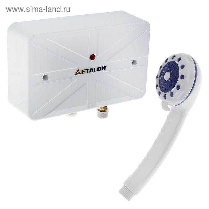 Водонагреватель Etalon System 1000, проточный, 8 л/мин, 10000 Вт