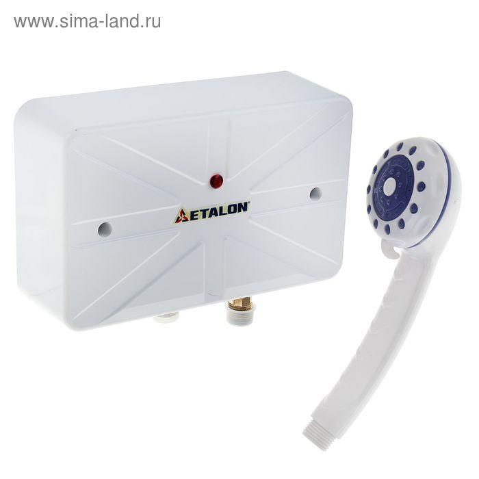 Водонагреватель Etalon System 800, проточный, 5-7 л/мин, 8000 Вт