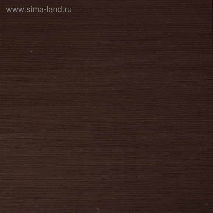 """Керамогранит """"Эдем"""", коричневый, 300х300 мм"""