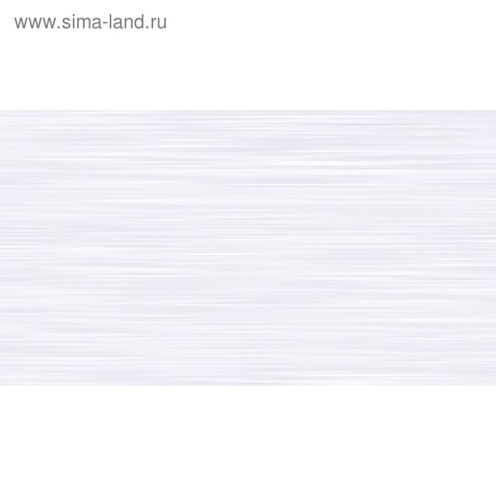 "Плитка настенная ""Николь"", белая, 250х450 мм"