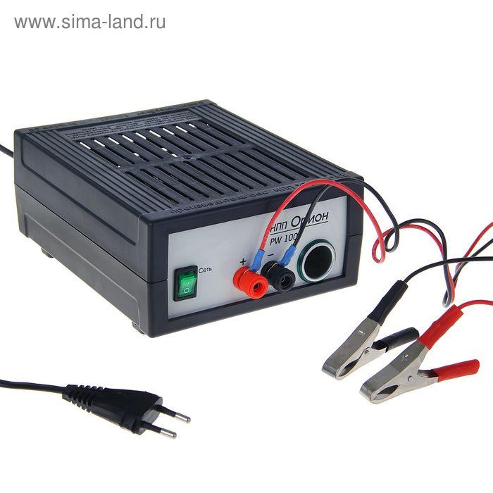 """Зарядное устройство АКБ """"Орион-100"""", 18 А, 12 В"""
