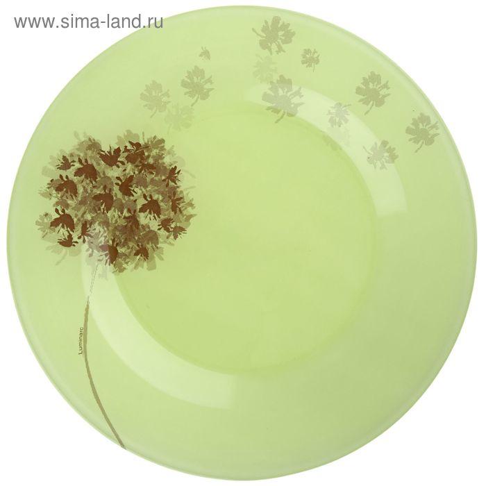 Тарелка плоская 25 см Stella Amande