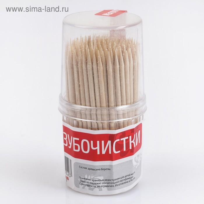 Зубочистки, 190 шт.