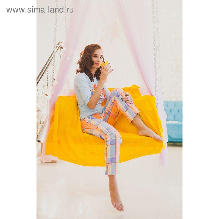 Комплект женский (фуфайка, брюки) ТК-948 МИКС, р-р 48
