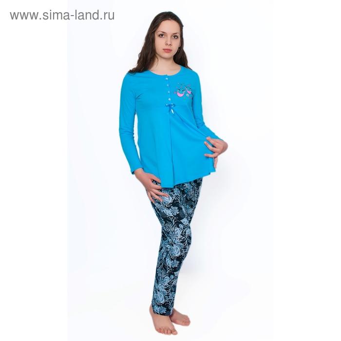 Комплект (фуфайка, брюки ) для беременных ТК-941 МИКС, р-р 52