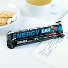 """Батончик """"Energy Bar"""" c гуараной, 50 г Кокос / тёмная глазурь"""