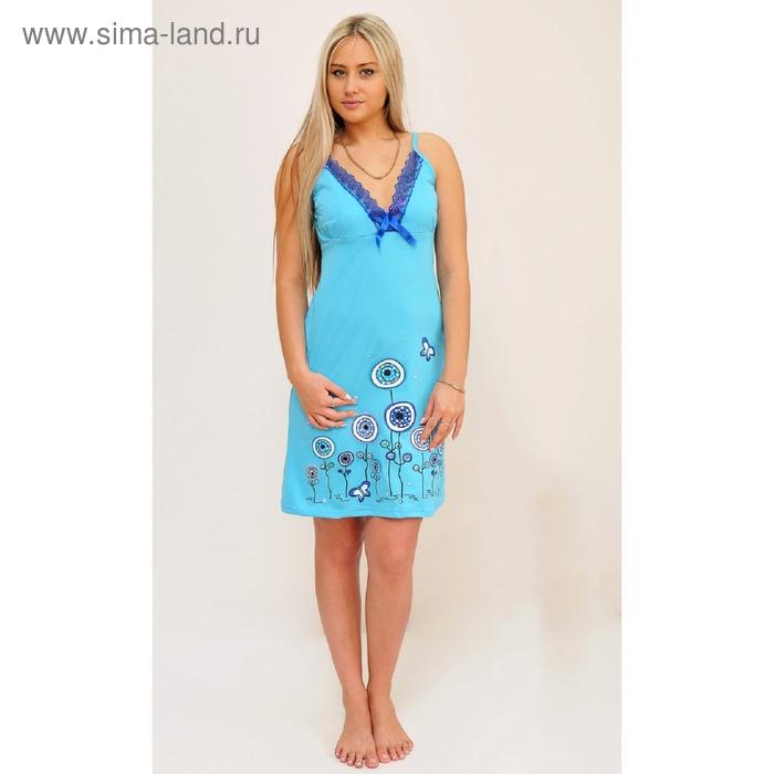 Сорочка женская СИ-45 МИКС, р-р 48