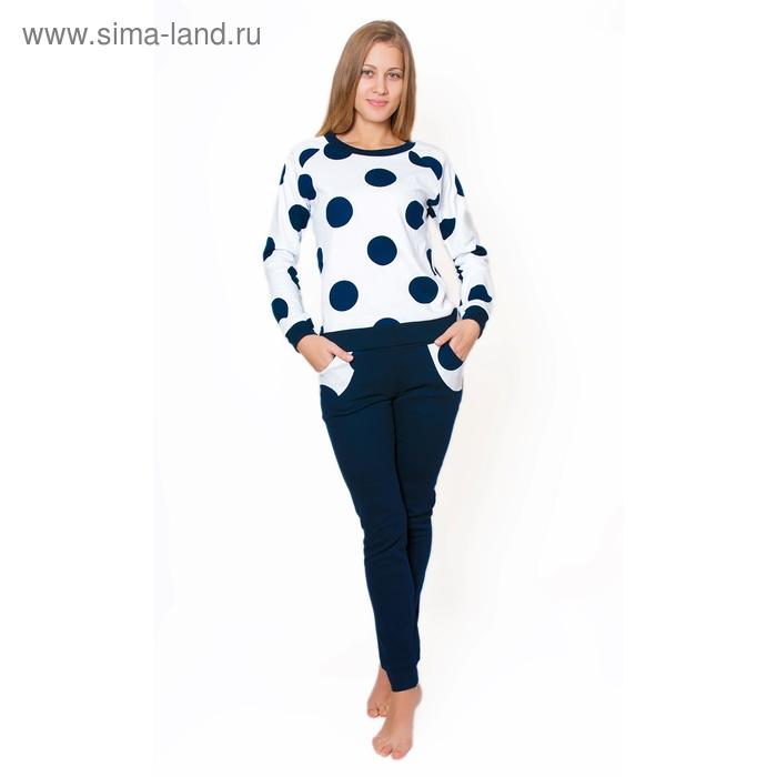 Комплект женский (фуфайка, брюки) ТК-926 МИКС, р-р 44