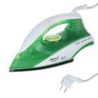 Утюг Atlanta АТН-401, 1200 Вт, 220-240 В, с тефлоновым покрытием, зеленый