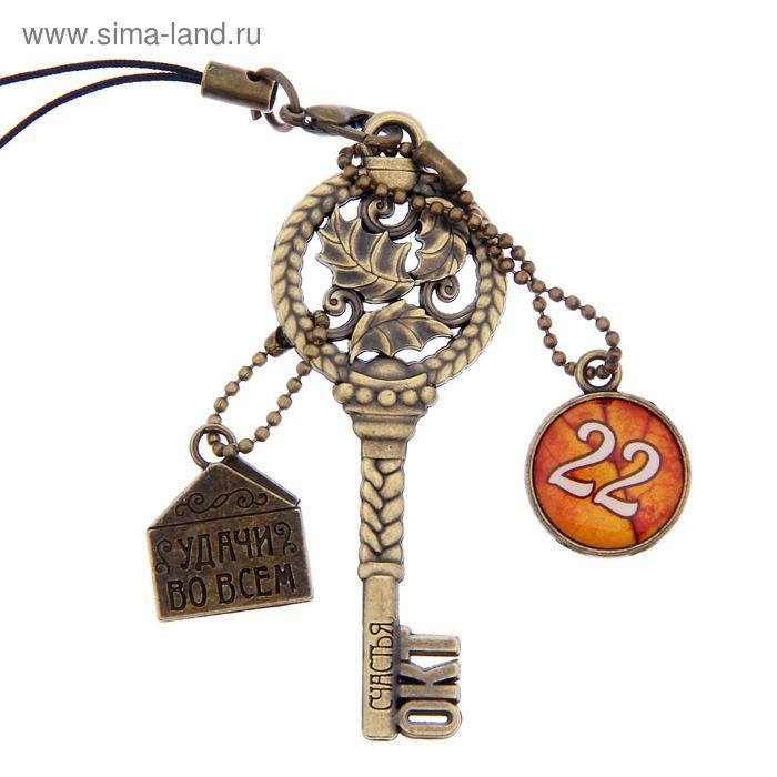 """Ключ сувенирный """"22 Октября"""", серия 365 дней"""