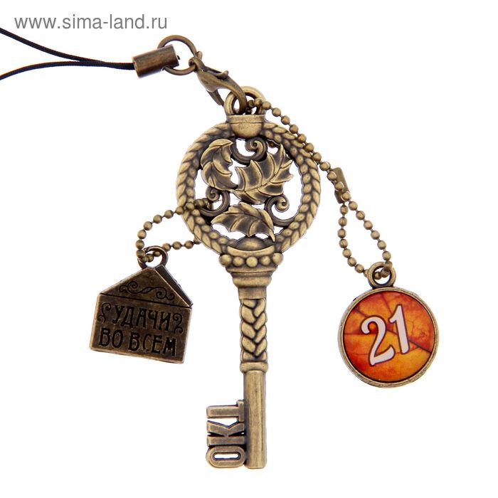 """Ключ сувенирный """"21 Октября"""", серия 365 дней"""