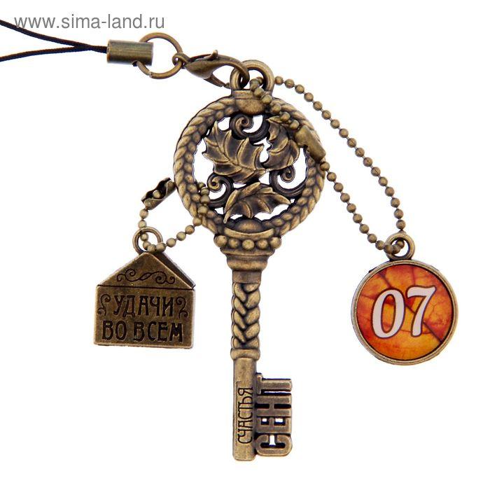 """Ключ сувенирный """"7 Сентября"""", серия 365 дней"""