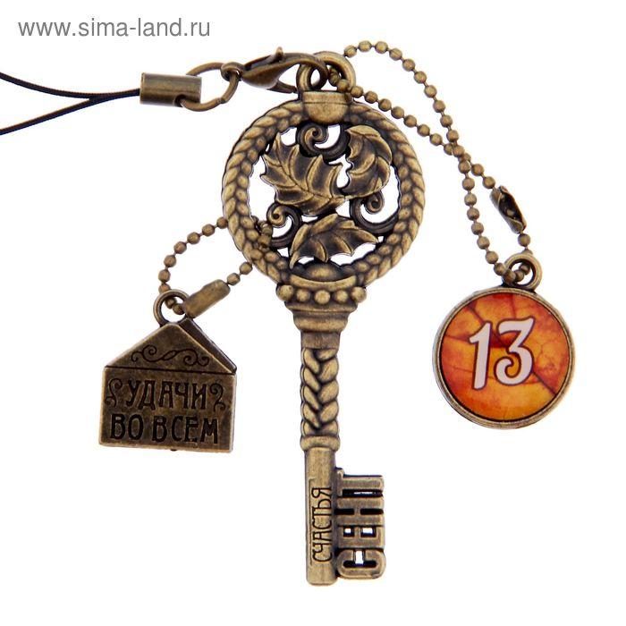"""Ключ сувенирный """"13 Сентября"""", серия 365 дней"""