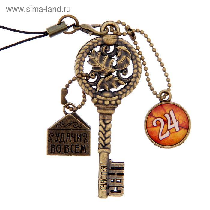 """Ключ сувенирный """"24 Сентября"""", серия 365 дней"""