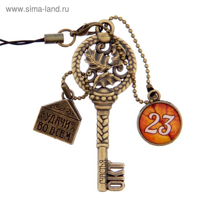 """Ключ сувенирный """"23 Октября"""", серия 365 дней"""
