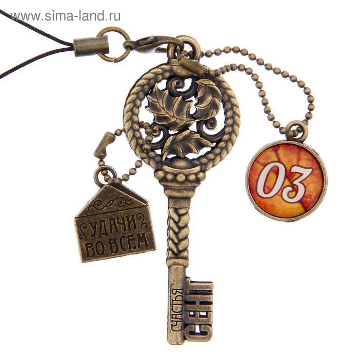 """Ключ сувенирный """"3 Сентября"""", серия 365 дней"""