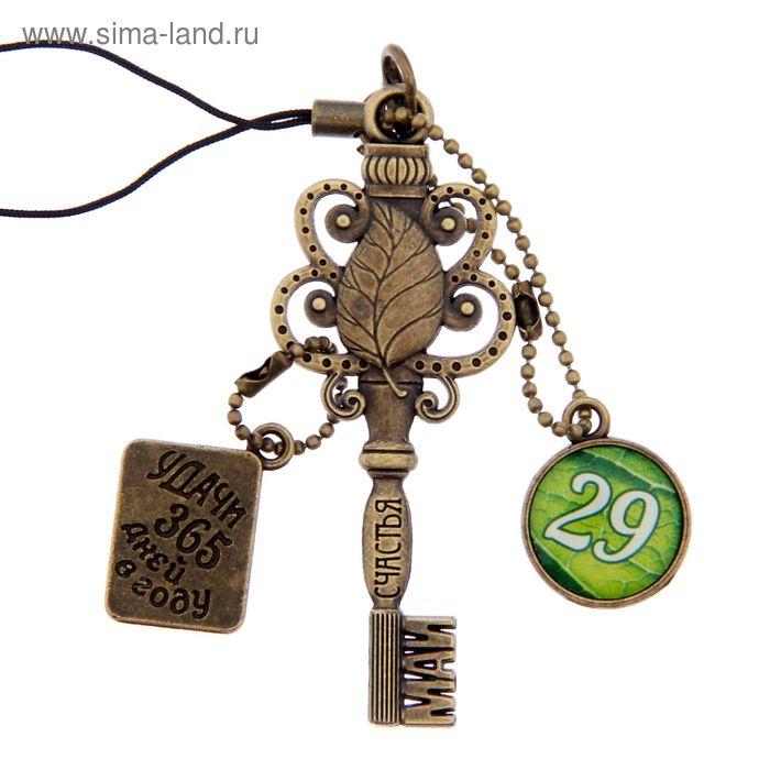 """Ключ сувенирный """"29 Мая"""", серия 365 дней"""