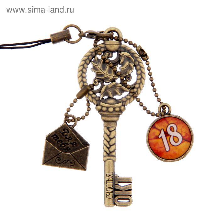 """Ключ сувенирный """"18 Октября"""", серия 365 дней"""