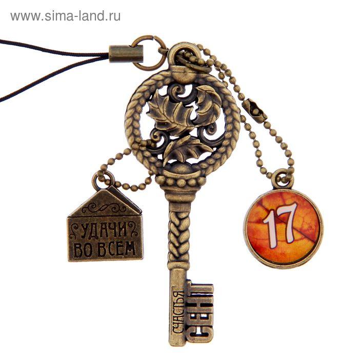 """Ключ сувенирный """"17 Сентября"""", серия 365 дней"""