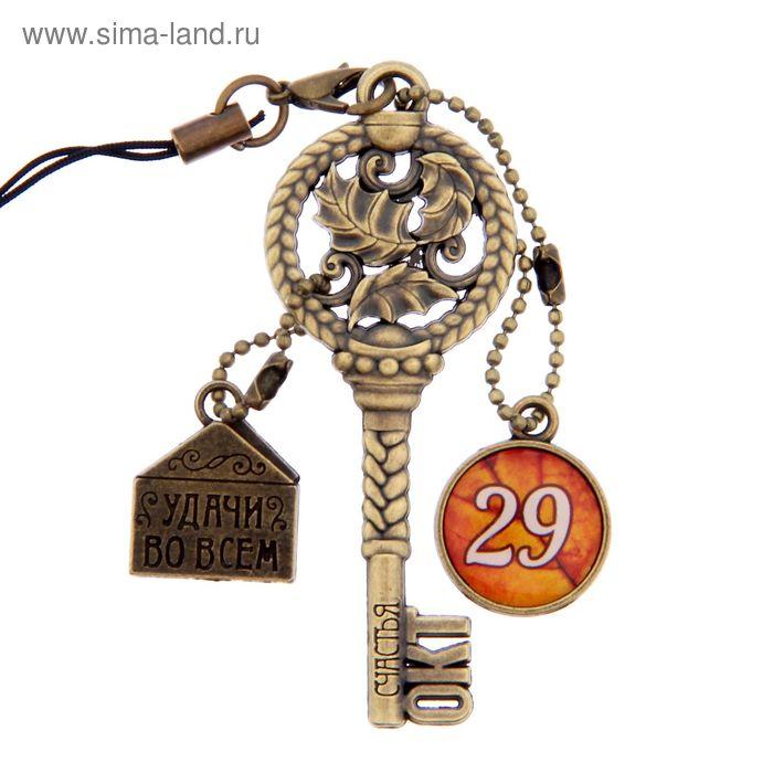 """Ключ сувенирный """"29 Октября"""", серия 365 дней"""