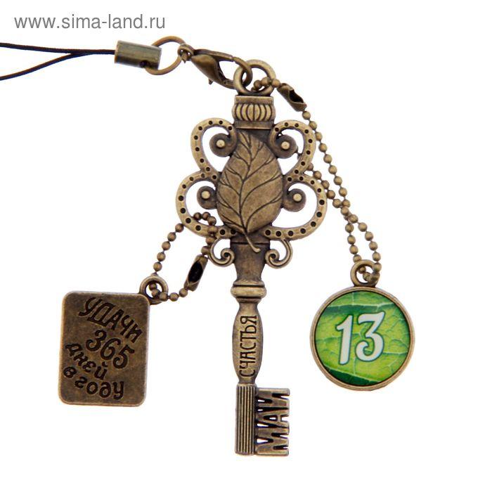"""Ключ сувенирный """"13 Мая"""", серия 365 дней"""