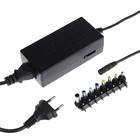 Универсальный зарядник для ноутбука Luazon LPKP-02 LD-120W, с переходниками 8 шт, V220